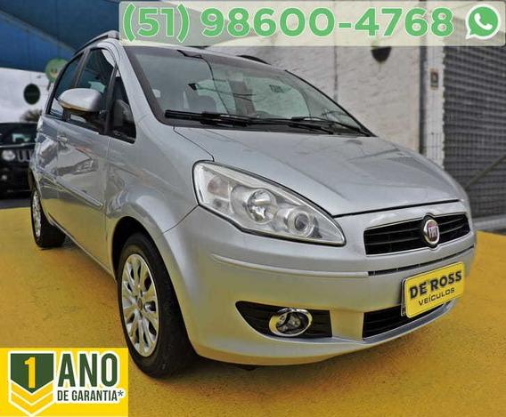 Fiat Idea Attractive 1.4 8v Flex Mec. 2012
