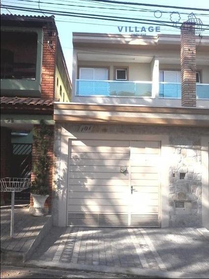 Sobrado Residencial À Venda, Jardim Regina, São Paulo. - So2354