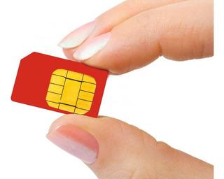 Tarjeta Sim Chip Preactivos Claro Prepago Micro Sim Nano Sim
