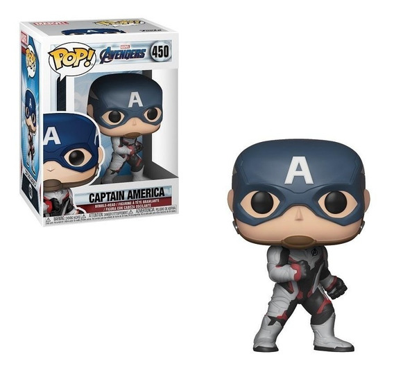 Funko Pop Marvel Capitan America (avenger