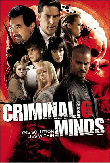 Serie Mentes Criminales Criminal Minds En Dvd
