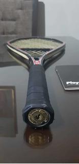 Raqueta De Tenis Bergelin Long String De Coleccion