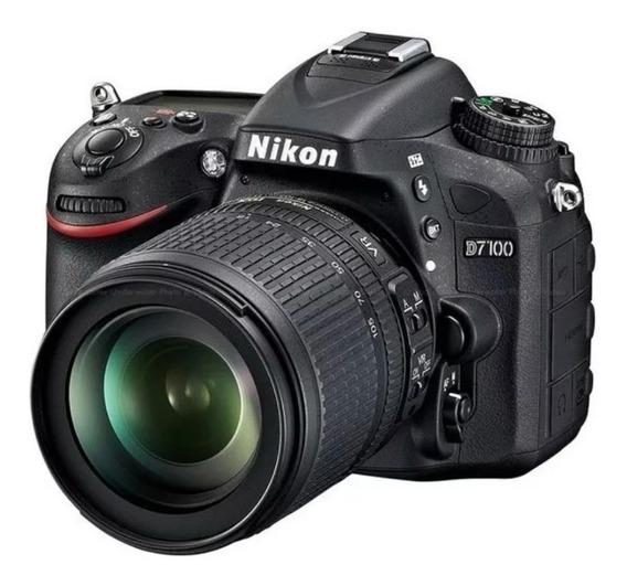 Câmera Fotográfica Nikon D7100