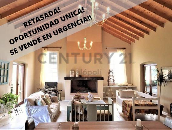 Venta - Casa Quinta En Barrio Hípico A 800 Mts De Ruta 205 -libre De Expensas-