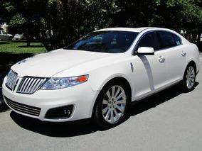 Lincoln Mks 4p Aut V6 Ecoboost