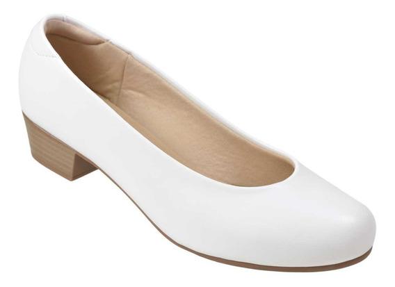 Sapato Feminino Modare Ultra Conforto Medica Enfermagem