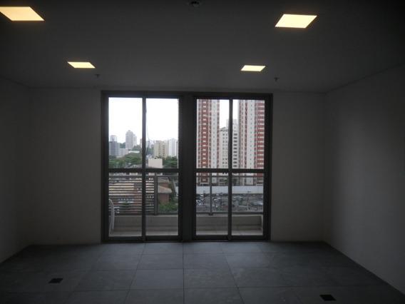 Sala Em Vila Cordeiro, São Paulo/sp De 36m² Para Locação R$ 2.500,00/mes - Sa173442