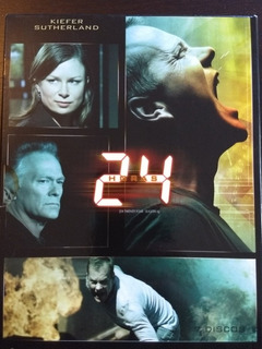24 Hs Dvd Original Temporada 6° Edición Para Coleccionistas