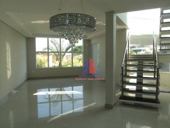 Casa Residencial À Venda, Condomínio Ipês Amarelos, Vila Cordenonsi, Americana. - Ca0616