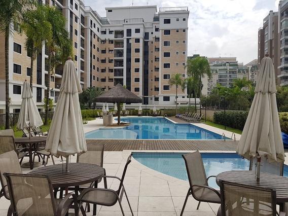 Ótimo Apartamento De 02 Dormitórios Cond. Santtorino, Vila São Francisco - 11247
