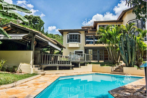Imagem 1 de 30 de Casa Com 3 Dormitórios À Venda, 550 M² Por R$ 3.000.000,00 - Granja Viana - Carapicuíba/sp - Ca0369