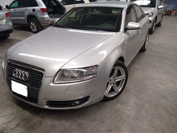 Blindada 2008 Audi A6 4.2l Quattro 3 Plus Blindados