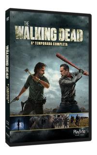 Série The Walking Dead Oitava Temporada Completa