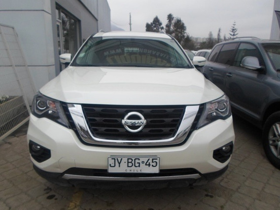 Nissan Pathfinder 4x4 Advance 3.5 Full Equipo Aut Año 2018