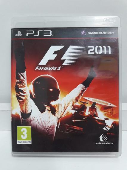 Jogo / Ps3 - F1 2011 Formula 1