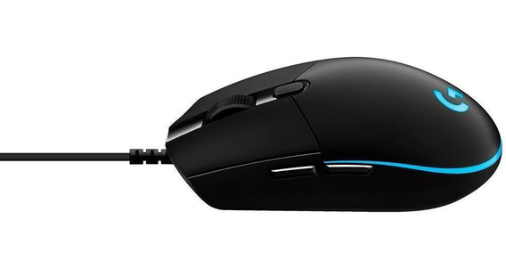 Mouse Ótico Para Jogos Pro Hero - Logitech