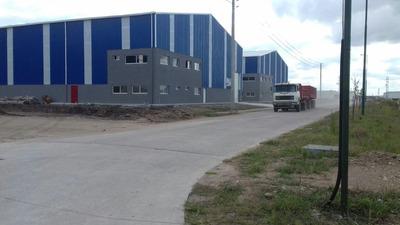 Galpón/ Nave Industrial De 2,830 M2 (2 Unidades De 2.830 C/u
