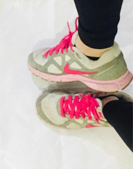 Zapatillas Nike Usadas Con Caja Original