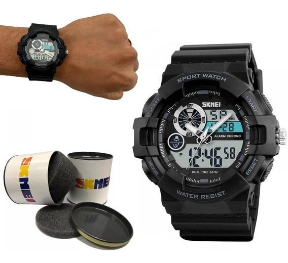 Relógio Masculino Sport Shock Skmei Prova D