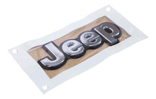 Emblema Trasero Jeep Renegade 16/19