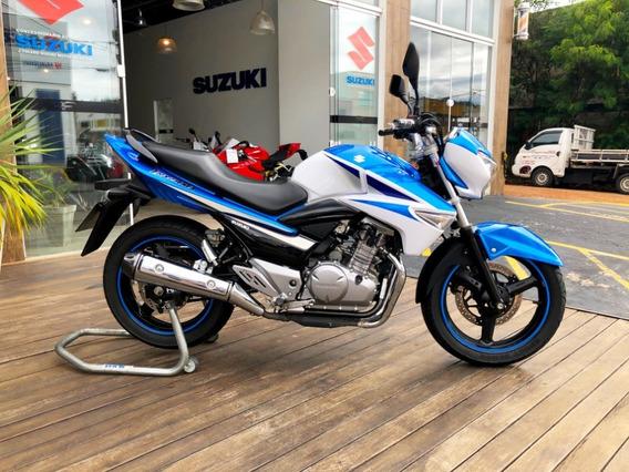 Suzuki Inazuma 250 2016/2016 Azul