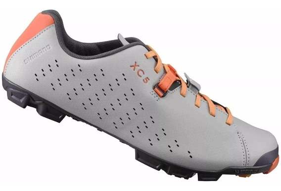 Zapatillas Ciclismo Shimano Xc5 Carbono Talle 40 A 47 Mtb