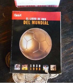 Revista Libro Clarin 1930 1988 Mundial (1922)