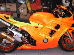 Honda Cbr 1000 F Modificada