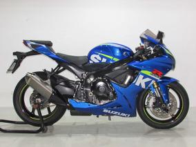 Suzuki - Gsx-r 750 Moto Gp - 2016 Azul - Baixo Km
