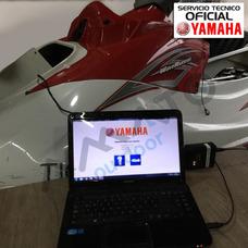 Service Servicio Oficial Yamaha Fuera De Borda Moto De Agua