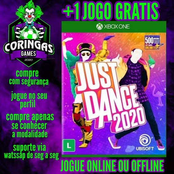 Promoção Só Hoje Just Dance 2020 Xbox One Mídia Digital