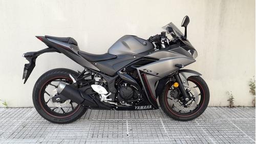 Yamaha R3 Mt03 Con 400 Km Solo En Brm !!!