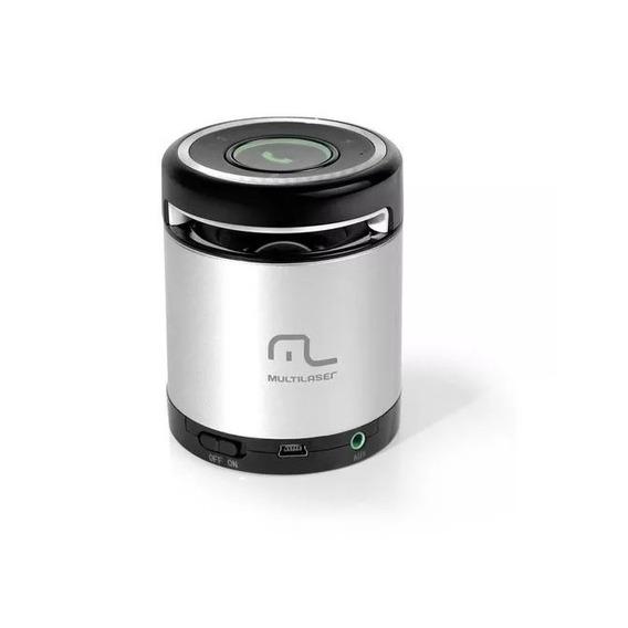 Caixa Bluetooth Sound Box Multilaser Mini 10w Rms Sp155