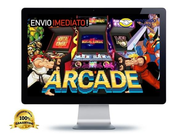 Emulador Fliperama Arcade - Atualizado 2018
