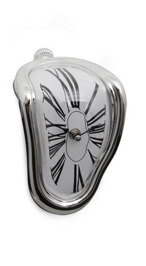 Dalí Melting Clock: Reloj De Escritorio