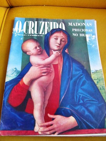 Cruzeiro 1962 Madonas Museu Sao Paulo Uva Nordeste Jangadas
