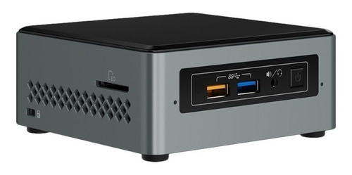 Mini Pc Nuc Intel Celeron J3455 Sodimm Ddr3 Sata