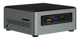 Mini Pc Nuc Intel Celeron J3455 Sodimm Ddr3 Sata