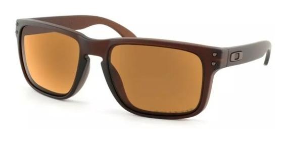Óculos Sol Oakley Holbrook Matte Masculino 100% Polarizado