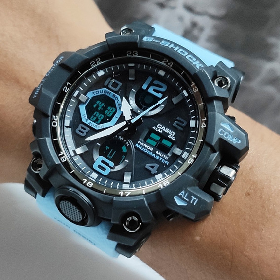 Relógio Caixa Alta Importado Pulseira Silicone Super Barato