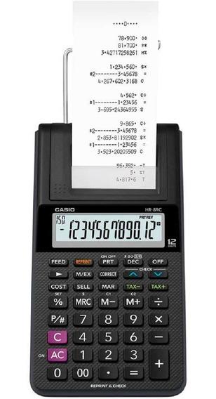 Calculadora Casio Bobina Hr-8rc Bivolt Com Nota Fiscal