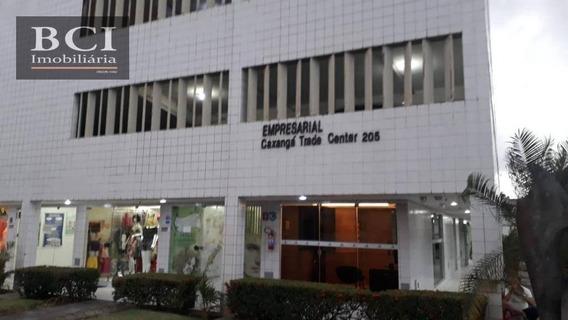 Sala Para Alugar, 30 M² Por R$ 700,00/ano - Madalena - Recife/pe - Sa0001