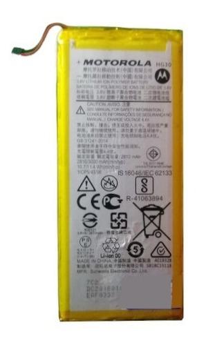 Bateria Motorola G6 G5s G5s Plus Hg30 2810 Mah 100% Nueva