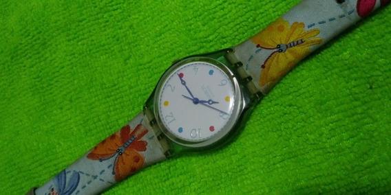 Relógio Swatch Antigo Funcionando Perfeitamente