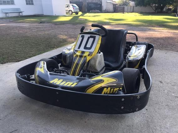 Kart Mini Com Motor Honda Gx200