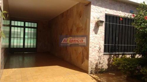 Sobrado Com 2 Dormitórios À Venda, 248 M² - Vila Clotilde - Guarulhos/sp - Ai15544