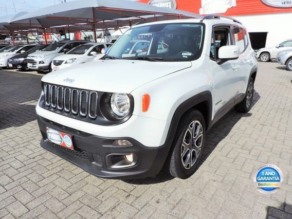 Jeep Renegade Longitude 1.8 16v Flex, Qnx4981