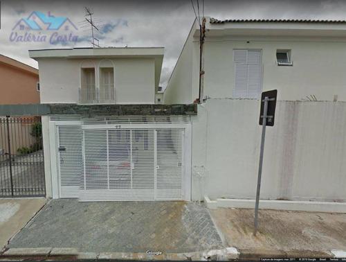 Imagem 1 de 19 de Sobrado À Venda, 160 M² Por R$ 690.000,00 - Campo Grande - São Paulo/sp - So0026