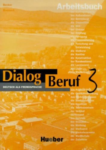 Dialog Beruf 3 Arbeitsbuch (exerc.)