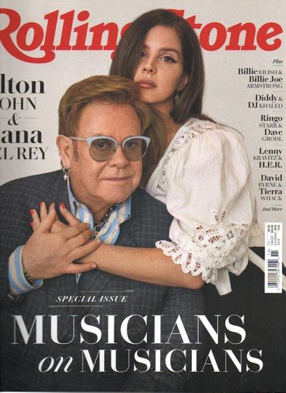 Rolling Stone Revista Musicians On Musicians